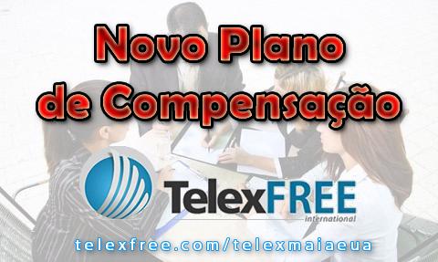 plano compensação telexfree